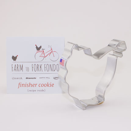 Custom-Farm To Fork Fondo Cookie Cutter