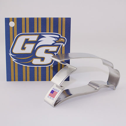Custom-Georgia Southern University Cookie Cutter