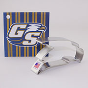 Custom-Georgia Southern University Cookie Cutter