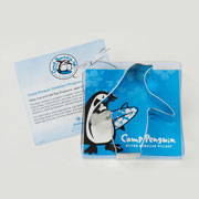 Custom Cookie Cutter - Hilton's Camp Penguin