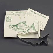 Custom Cookie Cutter - Humpy's Salmon