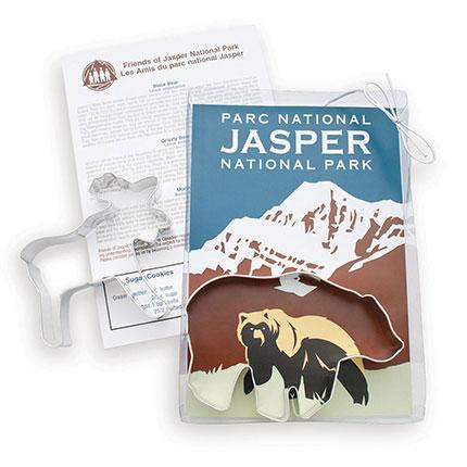 Custom Cookie Cutter Set - Jasper National Park