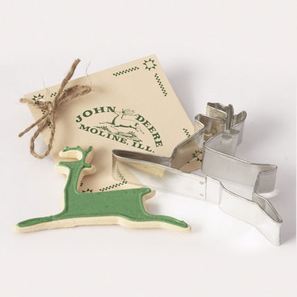 Custom Cookie Cutter - John Deere Leaping Deer