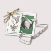 Custom Cookie Cutter - Boy Scouts Citizens Award Eagle
