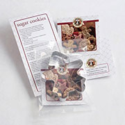 Custom Cookie Cutter - King Arthur Flour Gingerbread Girl