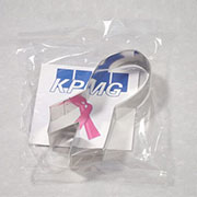 Custom Cookie Cutter - KPMG Ribbon