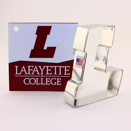 Custom-Lafayette College Cookie Cutter