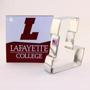 Custom-Lafayette College Cookie Cutter
