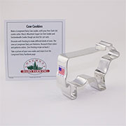 Custom-Longmont Dairy Farm Cookie Cutter