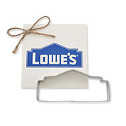 Custom Cookie Cutter - Lowes Logo
