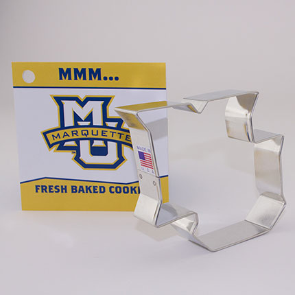 Custom-Marquette University  Cookie Cutter