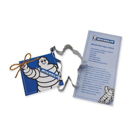 Custom Cookie Cutter - Michelin Man