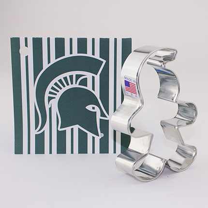 Custom-Michigan State University  Cookie Cutter