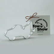 Custom Cookie Cutter - Midwest Tow and Show