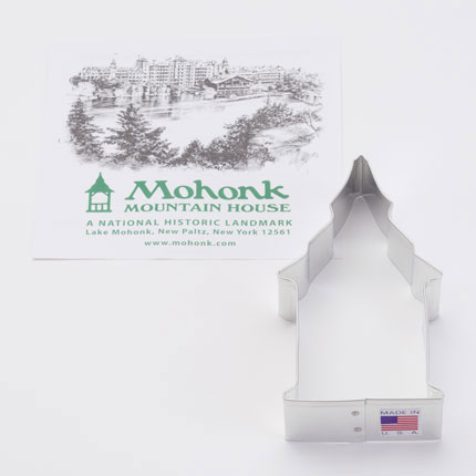 Custom Cookie Cutter - Mohonk Mountain House Gazebo