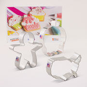 Custom-No Kid Hungry Cookie Cutters