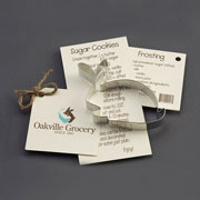 Custom Cookie Cutter - Oakville Grocery Rabbit