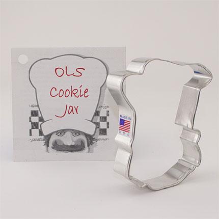 Custom-Ols Cookie Jar Cookie Cutter