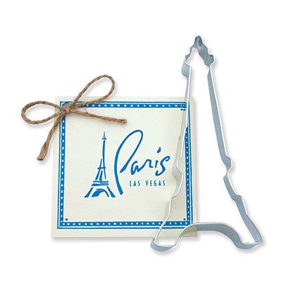 Custom Cookie Cutter - Paris Las Vegas Eiffel Tower