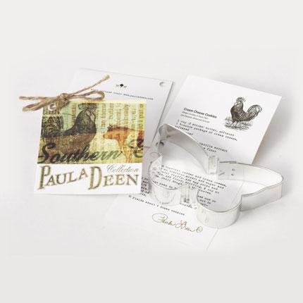 Custom Cookie Cutter - Paula Deen Butterfly