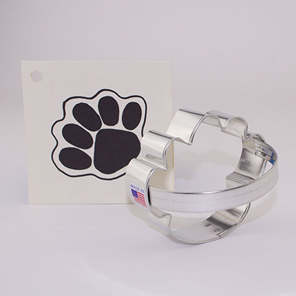 Custom-Paw Cookie Cutter