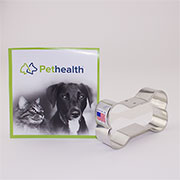 Custom-Pet Health Cookie Cutter