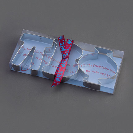 Custom Cookie Cutter Set - Pi Beta Phi