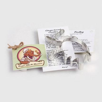 Custom Cookie Cutter - Royal Alberta Museum Mammoth