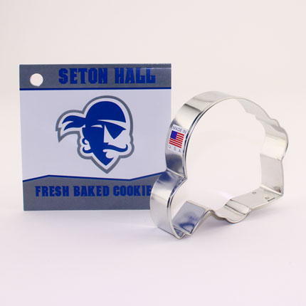 Custom-Seton Hall Pirates Cookie Cutter