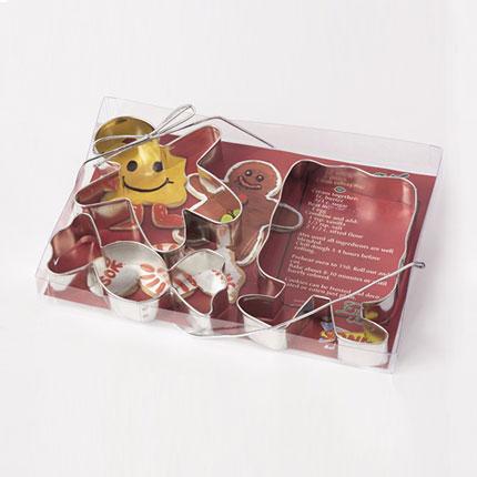Custom Cookie Cutter Set - Sonic Drive-In