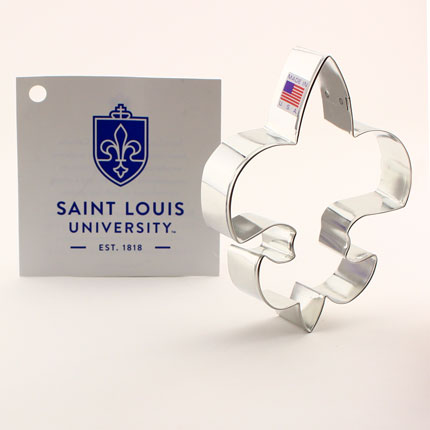 Custom-St. Louis University Cookie Cutter