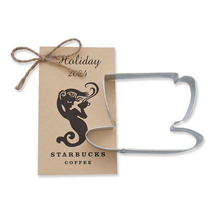 Custom Cookie Cutter - Starbucks Coffee Cup