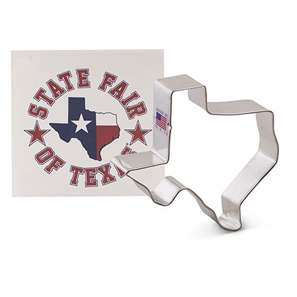 Custom-State Fair Of Texas Cookie Cutter
