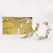 Custom-Sub Zero Wolf Cookie Cutter