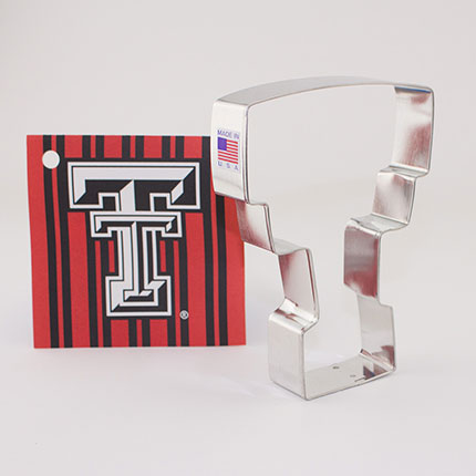 Custom-Texas Tech Cookie Cutter