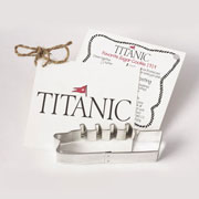 Custom Cookie Cutter - Titanic