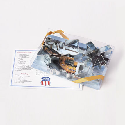 Custom Cookie Cutter - Union Pacific