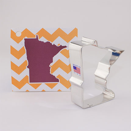 Custom-University Of Minnesota Cookie Cutter