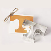 Custom Cookie Cutter - University of Tennessee T