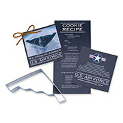 Custom Cookie Cutter - B-2 Stealth Bomber
