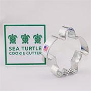 Custom-Virginia Aquarium Cookie Cutter