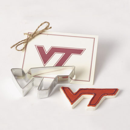 Custom Cookie Cutter - Virginia Tech