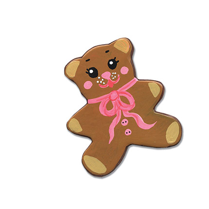 Teddy Bear Cookie Cutter - Traditional