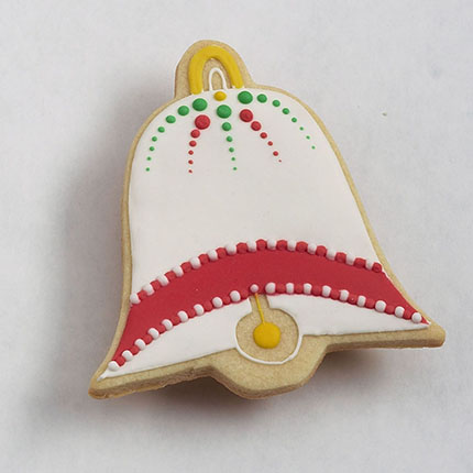 Bell Cookie Cutter - Traditional