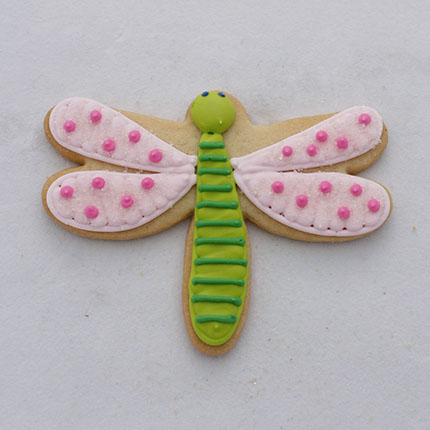 Dragonfly Cookie Cutter - Traditional