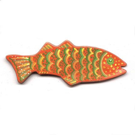 Fish Cookie Cutter - Traditional