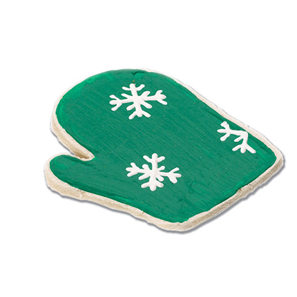 Mitten Cookie Cutter - Traditional