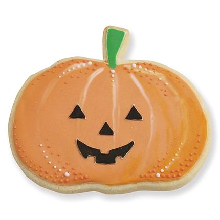 Pumpkin Cookie Cutter - Traditional