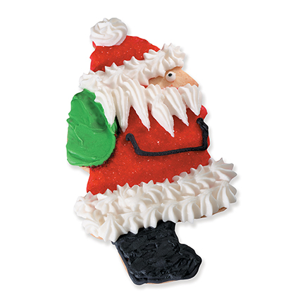 Santa Claus Cookie Cutter - Traditional