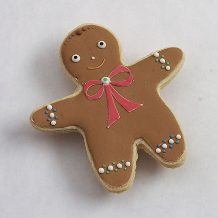 Gingerbread Man Cookie Cutter - Traditional